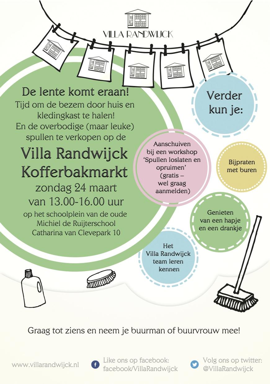 VillaRandwijck-Kofferbakmarkt-affiche